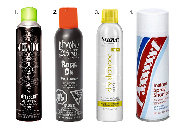 dry shampoo Dry Shampoo