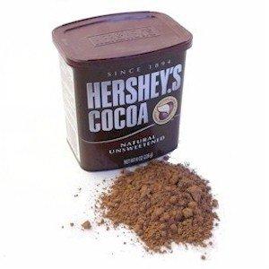 unsweetened cocoa Dry Shampoo