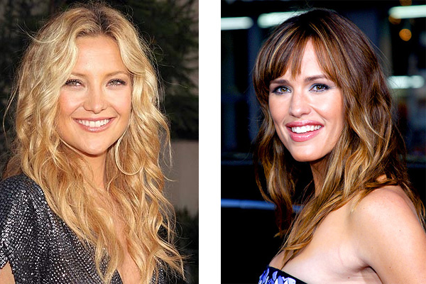 celebrities with beach waves