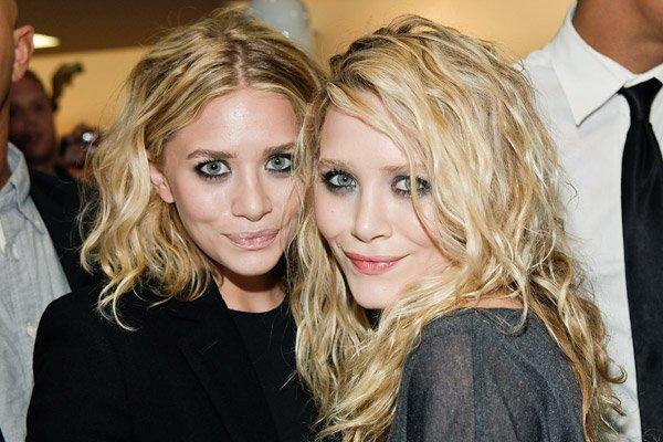 Olsen twins beach hair
