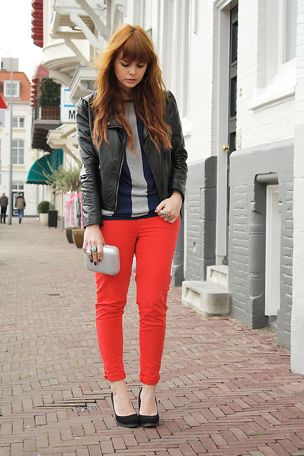 1129736 redpants Trend Alert: Red Jeans