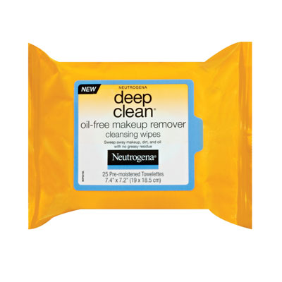 Neutrogena Deep Clean Wipes de Save Money by Ditching Those Makeup Removing Wipes