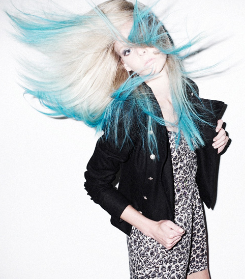 dipdye4 Trend Alert: Dip Dye Hair