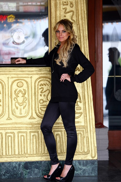 lindsay lohan 6126 3 Back to School: 2011