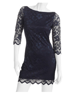 Screen Shot 2011 09 23 at 3.49.35 PM Get The Look For Less: Lace Dress