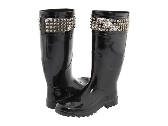 burberry studded rainboot 640x480 Trend Alert: Punk Goes Classy