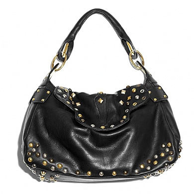 hm studded bag Trend Alert: Punk Goes Classy