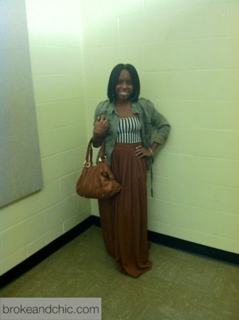 IKMaxi Skirt University Trends: Frostburg State University