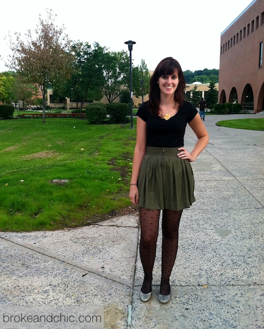 IKMini Skirt University Trends: Frostburg State University