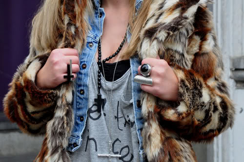 fur Top 5 Winter 2012 Trends