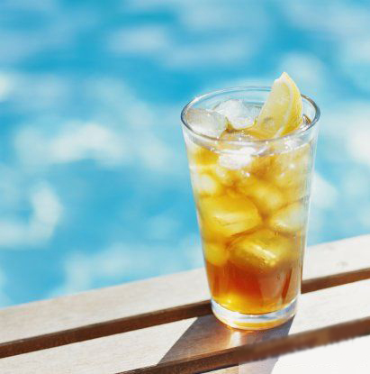 iced tea Healthy Mocktails for Your New Years Resolution