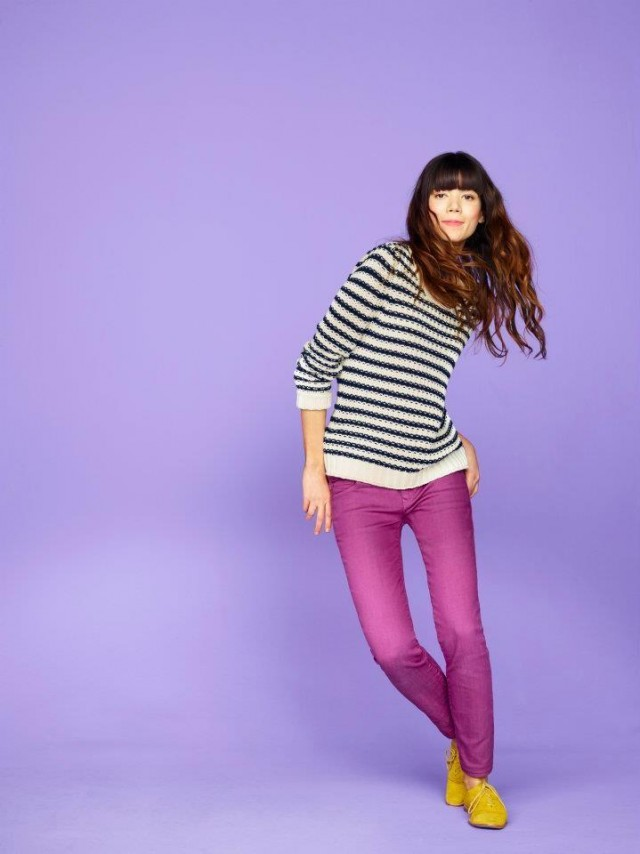 gap3 640x854 Gaps New S/S 2012 Be Bright Campaign