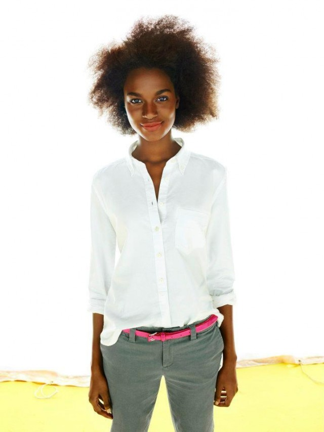 gap6 640x854 Gaps New S/S 2012 Be Bright Campaign