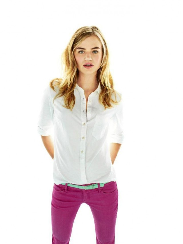 gap8 640x854 Gaps New S/S 2012 Be Bright Campaign