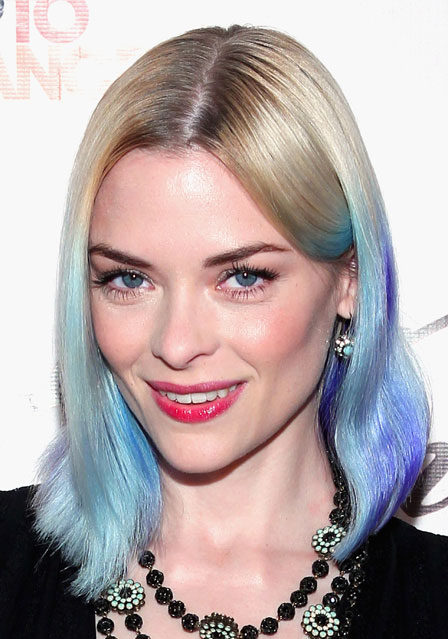 0326 jaime king blue hair color bd Rainbow Hair is Taking Over Hollywood
