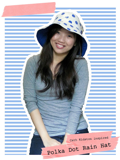 6bfb2d40a28 What are your thoughts on rain hats  Should they be the new trend of 2012   Or should these cute hats just stay in the past  Tell us your thoughts in  the ...
