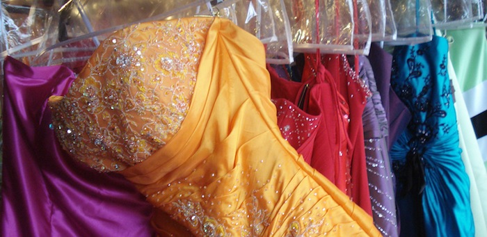 plus size prom dress options