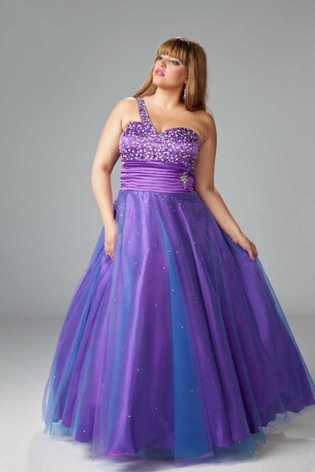 plus size prom styling tips