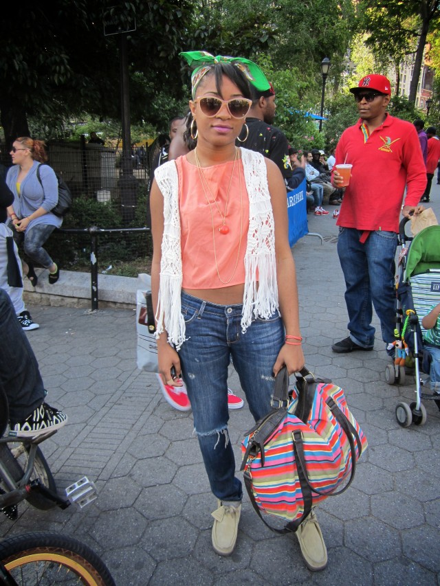 bf8 640x853 Broke Fashion: Spring in Manhattans Union Square