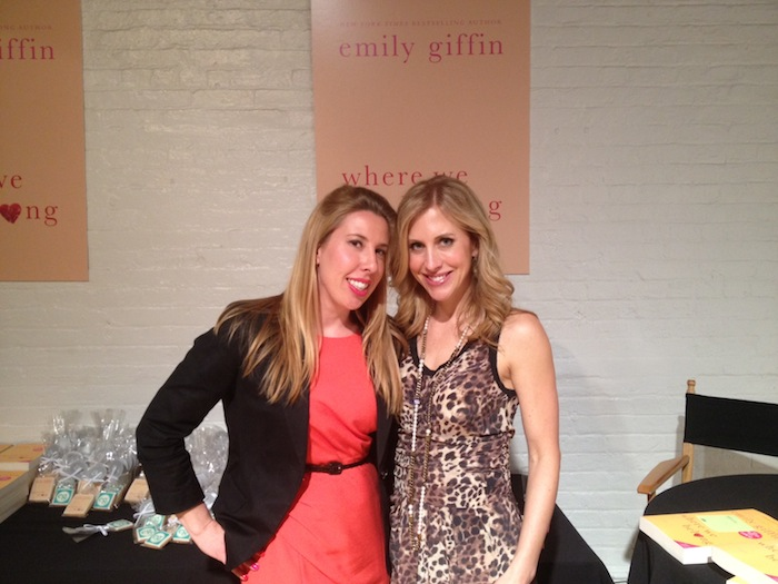 photo2 Win Emily Giffins New Book Where We Belong Before Its Available in Stores