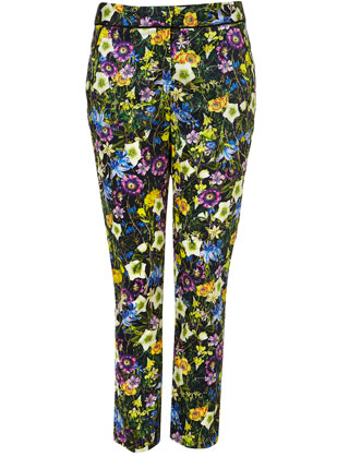 Screen Shot 2012 07 18 at 11.14.54 AM Steal Her Look: Miranda Kerrs Floral Pants