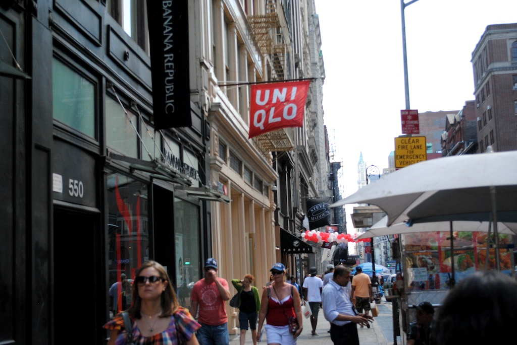 The Best (and Cheapest) Places to Go Shopping in Soho, NYC