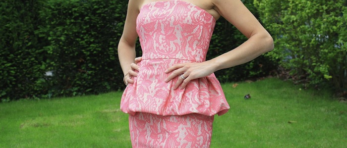 peplum dress 3