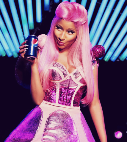 Nicki+Minaj+pepsi+nicki Pepsi Presents Nicki Minajs Pink Friday Tour: NYC