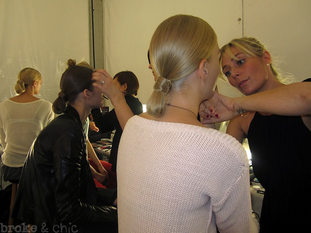 IMG 1394 copy NYFW Beauty Trends: Backstage at Naeem Khan