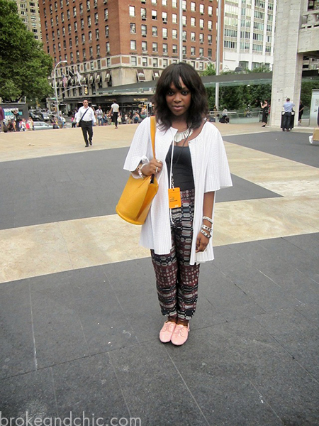 nyfw21 NYFW Street Style: Heres What They Wore