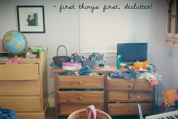 newroom3 Budget Decor: This Girl Knows How to Re Decorate a Room
