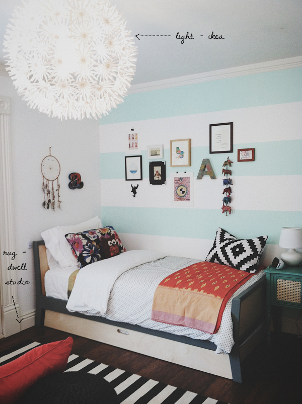 room4 Budget Decor: This Girl Knows How to Re Decorate a Room