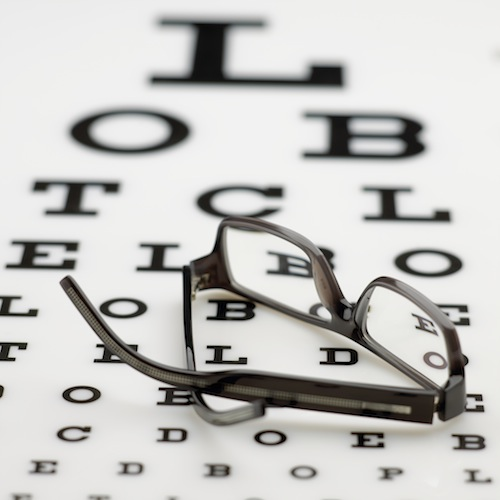 eye exam 10 Great Ways To Spend Your Tax Return