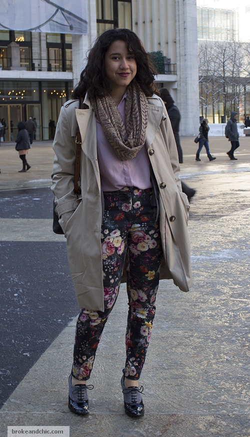 image 1 3 7 Street Style Trends at New York Fashion Week F/W 13