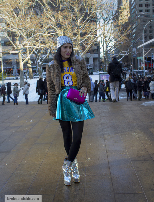 image 1 4 7 Street Style Trends at New York Fashion Week F/W 13