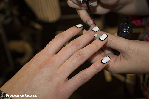 image 11 The 4 Best Nail Trends Backstage at NYFW Fall 2013