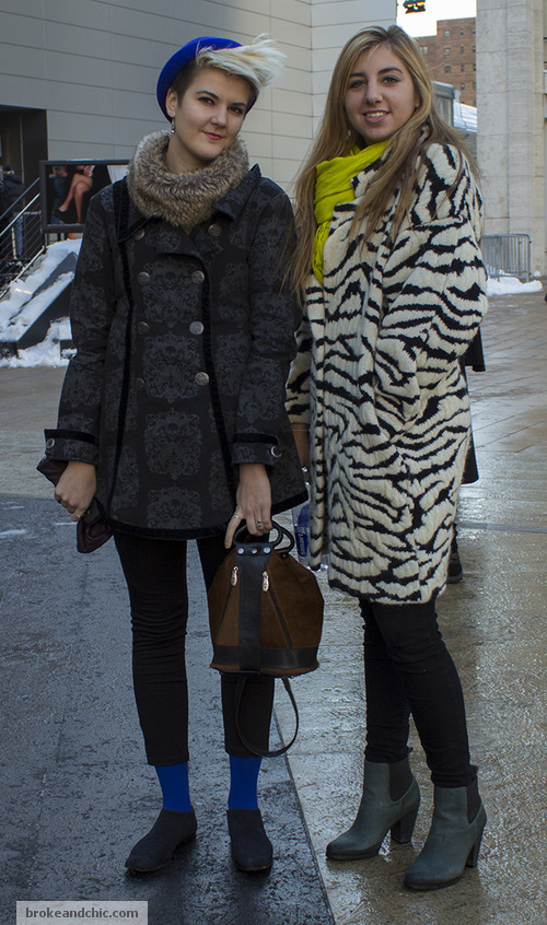 image 2 2 7 Street Style Trends at New York Fashion Week F/W 13