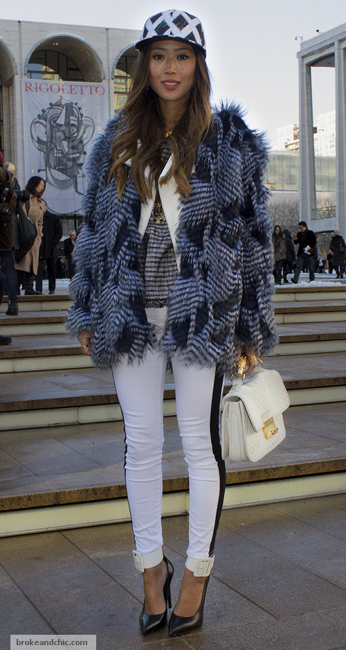 image 2 3 7 Street Style Trends at New York Fashion Week F/W 13
