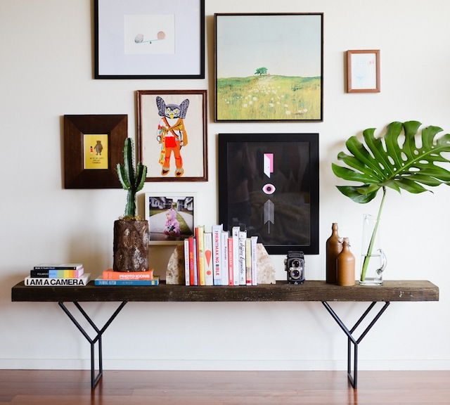 4 Creative Ways to Turn Everyday Items into Wall Decor