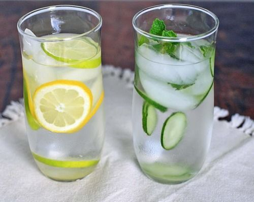 A great way to make water less boring!