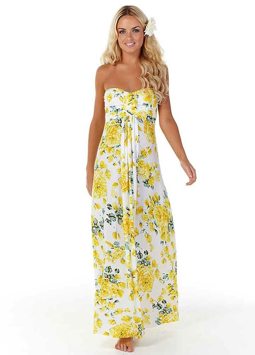 Oli Floral Waterfall Maxi Dress19H616FRSP W02 Your Summer Social Life: How to Stay Stylish at Every Event