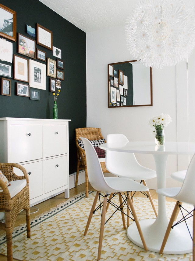 8360106150 aa9fc2a570 b 640x854 Broke Decor: How To Create a Wall Collage