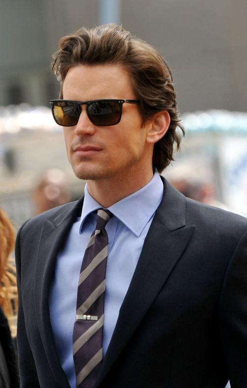 Shirt Under Black Suit | My Dress Tip
