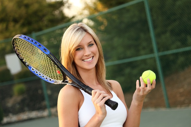 tennis123 Top 5 Health Benefits of Tennis