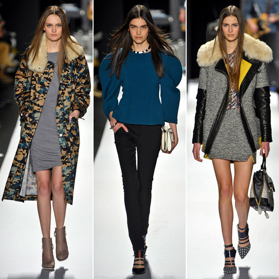 Rebecca Minkoff Runway Fashion Week Fall 2013 Photos 5 Trends to Expect This Fall According to NYFW