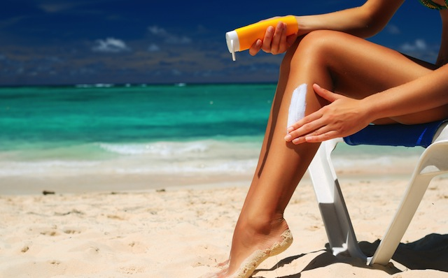 Sunscreen1 Travel Beauty: What to Pack