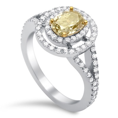 diamond envy ring 6 Gorgeous Engagement Rings Under $5,000