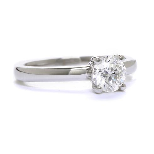 solitare ring 6 Gorgeous Engagement Rings Under $5,000