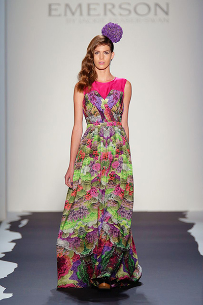 Look27 SS14 Runway Report: NYFW S/S 2014