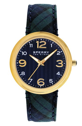 sperry-plaid-watch